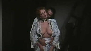 Vintage maid fucks the man of the house!