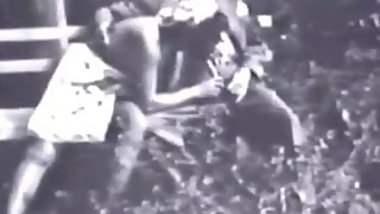Nasty Babe Sucking a Dick (1940s Vintage)