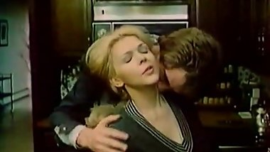 Deep Fuck at the Kitchen (1970s Vintage)