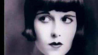 Louise Brooks silent movie star 20s