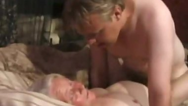 Grandson Fucks His Very Old Grandma