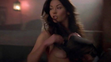 Catherine Zeta-Jones Topless On ScandalPlanetCom