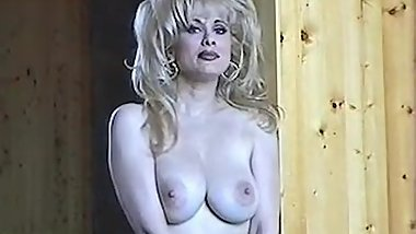 Rhonda Shear Photo Shoot