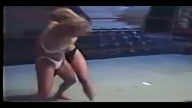 name the vintage wrestling/catfight video comapny or title 59